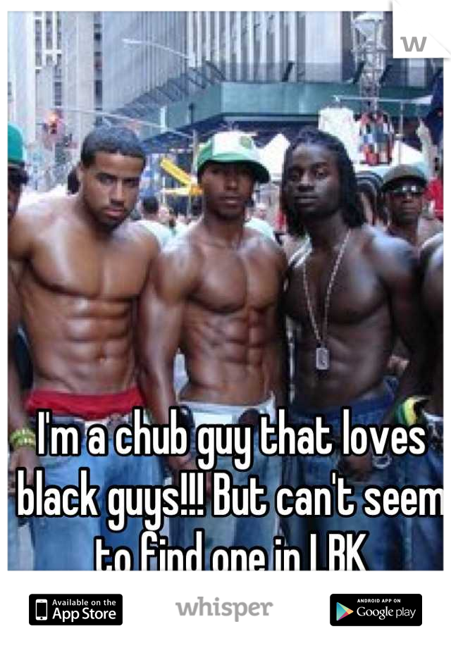 Black muscle chub