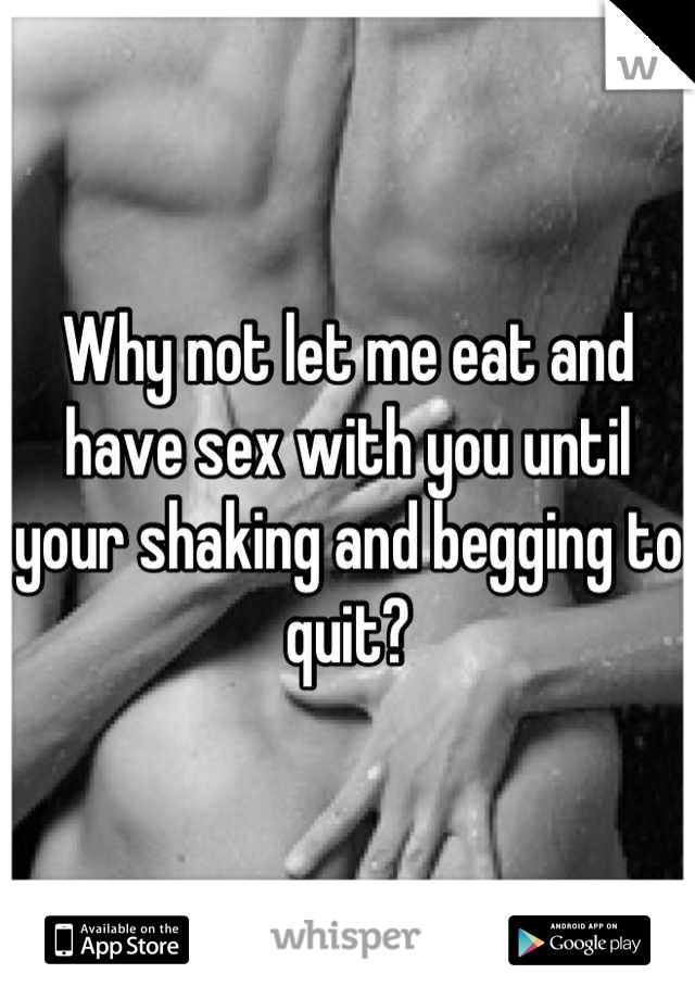 Let me sex you