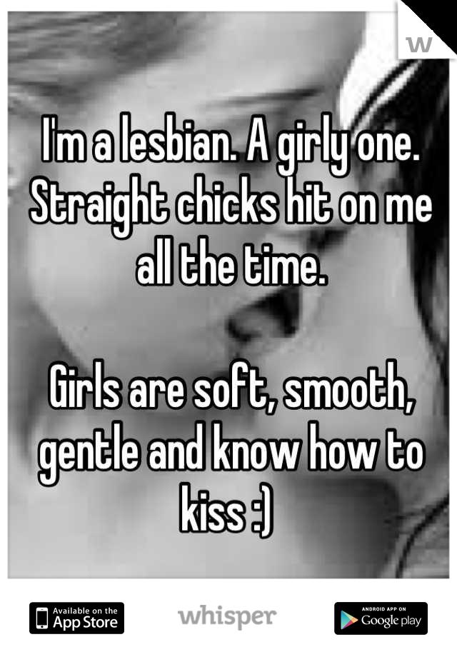 how to kiss a lesbian