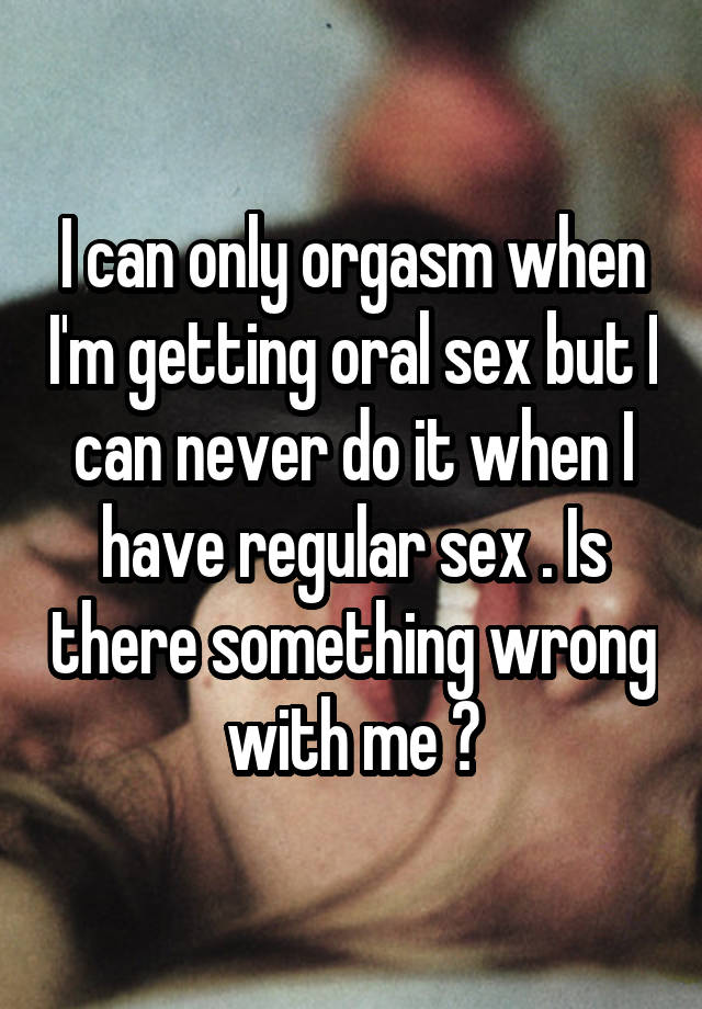 Do women like getting oral sex