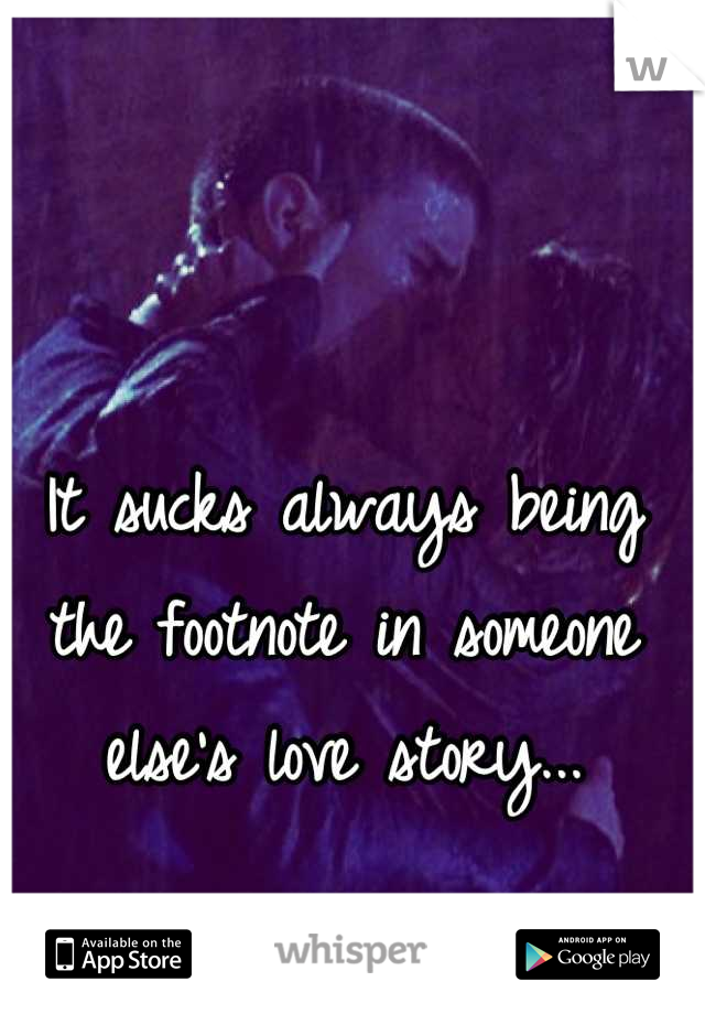 SOMEONE ELSES LOVE STORY PDF DOWNLOAD
