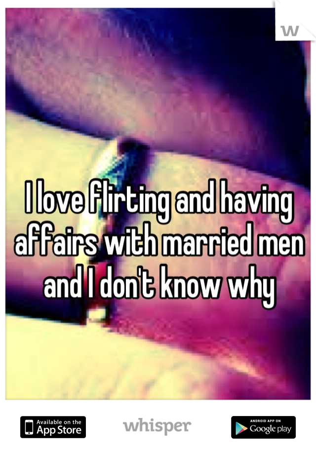 Married and flirting app