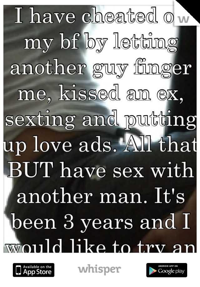 Putting the ex in sex