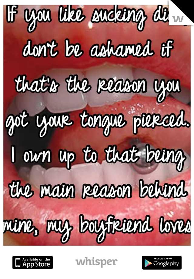 Boyfriend Loves Dick