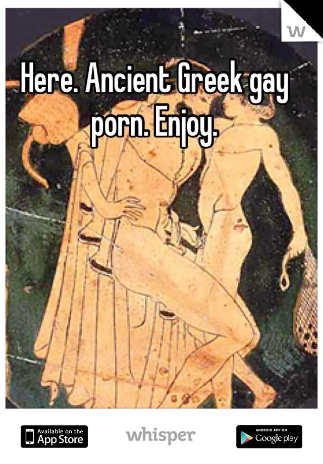 Gay Porn Ancient