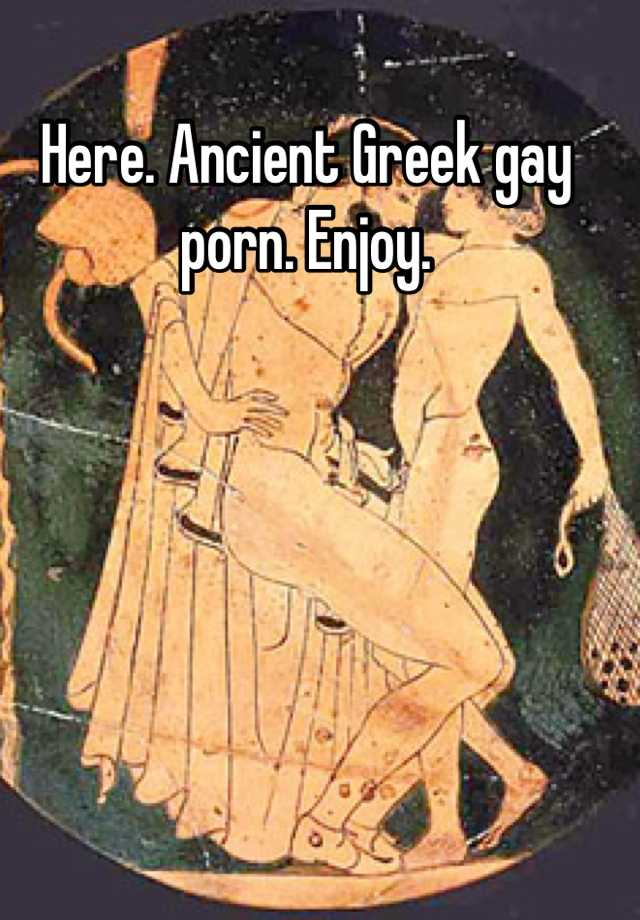 grecia antigua pprno gay