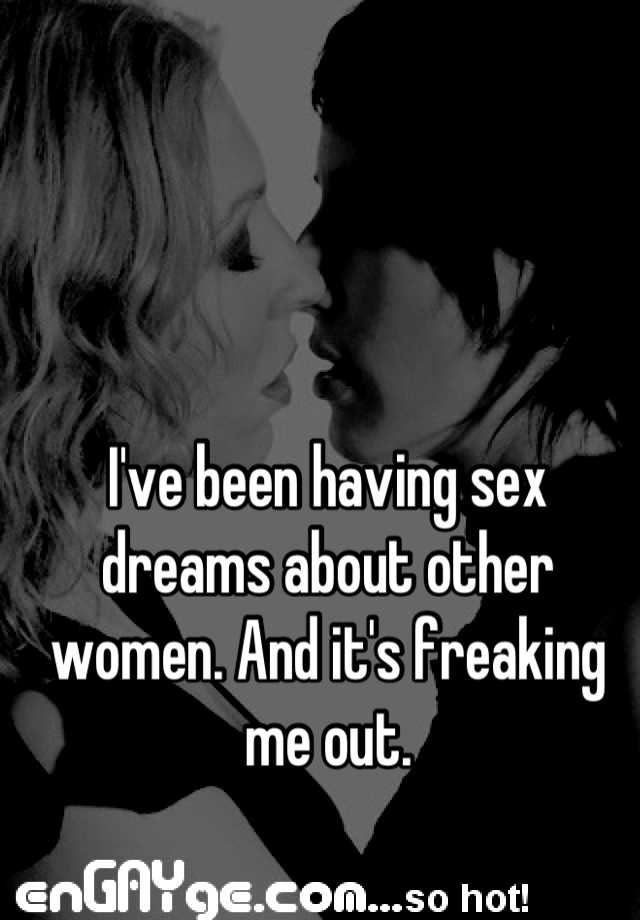 sex Girl dreams having