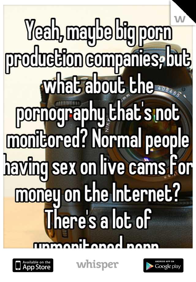 pornoproduktionsfirmen