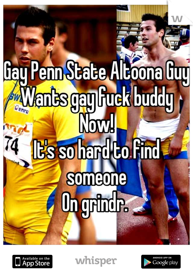 How to find a gay fuck buddy