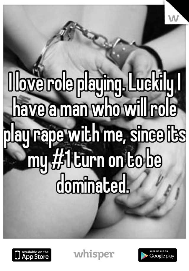 Rape roll play