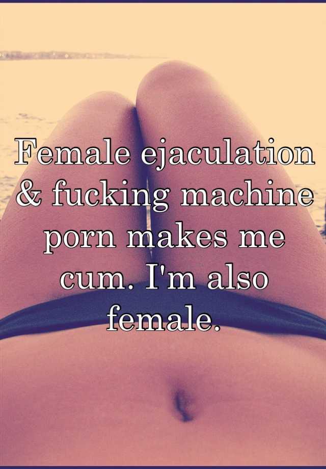 Fuck Machine Multiple Orgasm