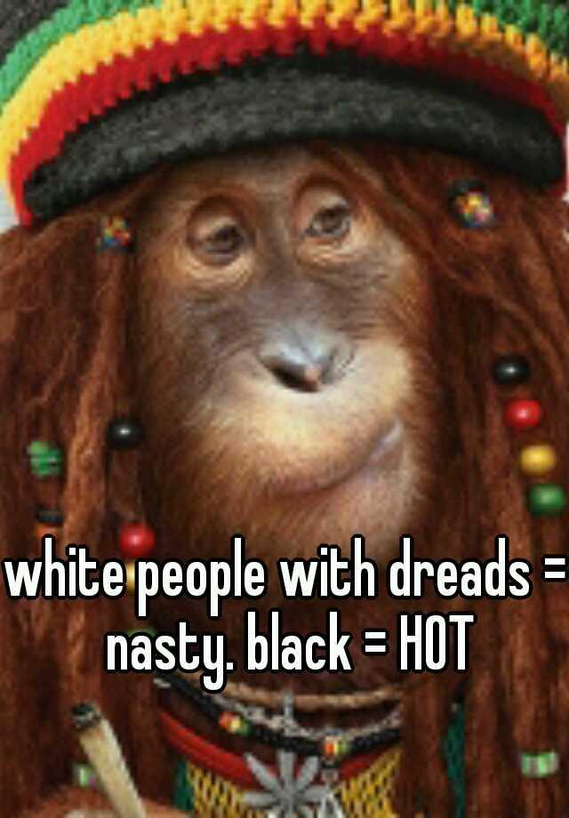 Nasty black people