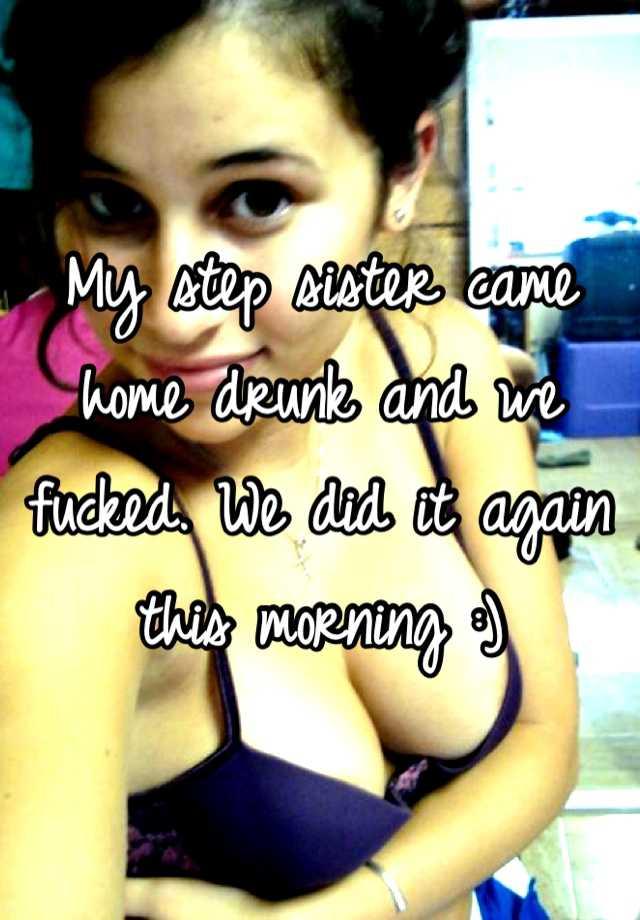 Fucked My Sister While Asleep