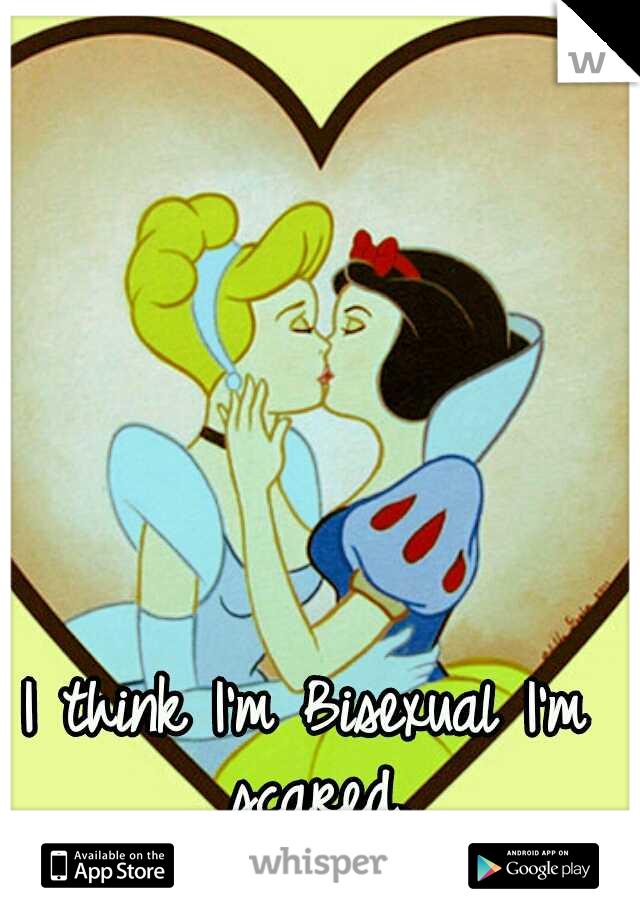 I think I'm Bisexual I'm scared.
