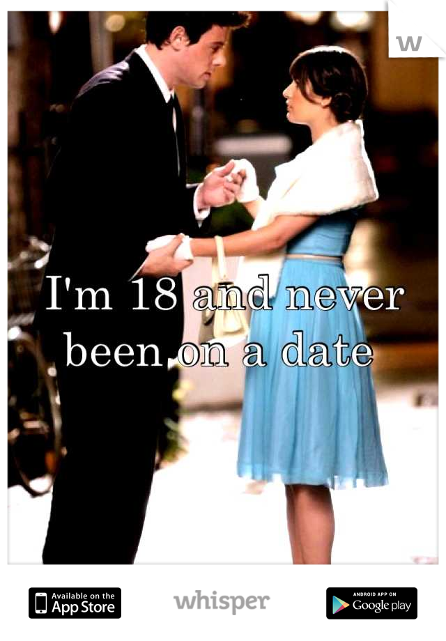 I'm 18 and never been on a date