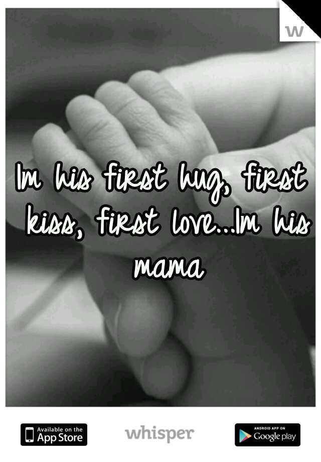 first kiss first love