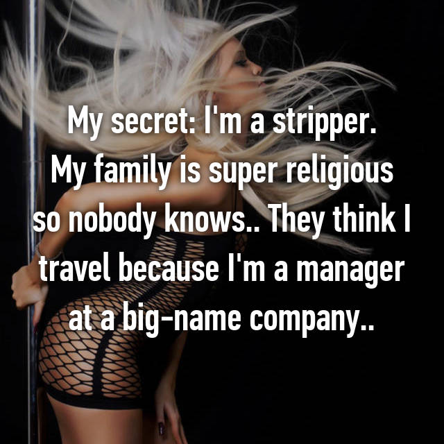 confessions of wife stripper