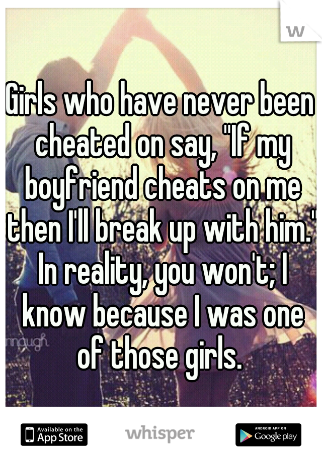 i know you are cheating on me quotes