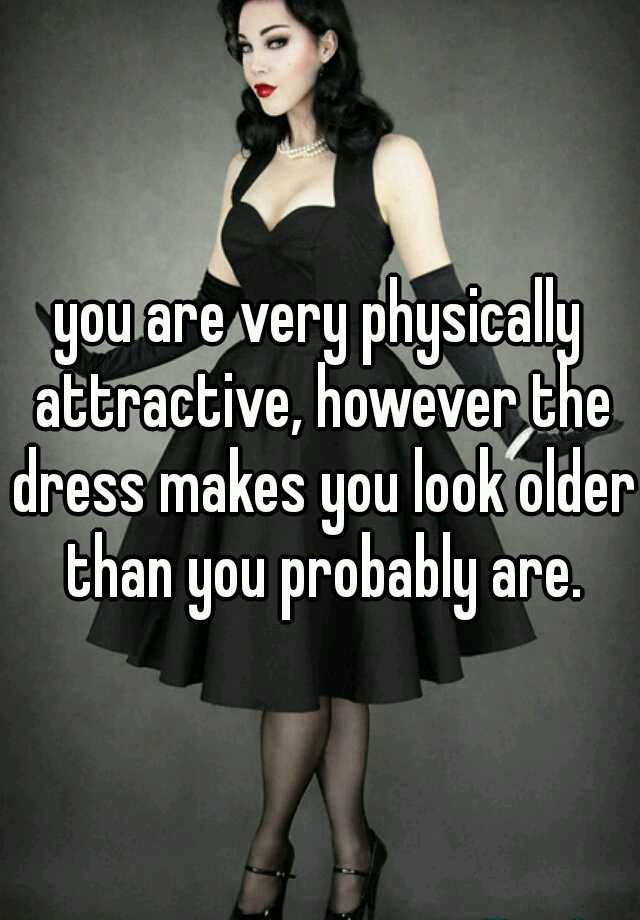 what makes you physically attractive
