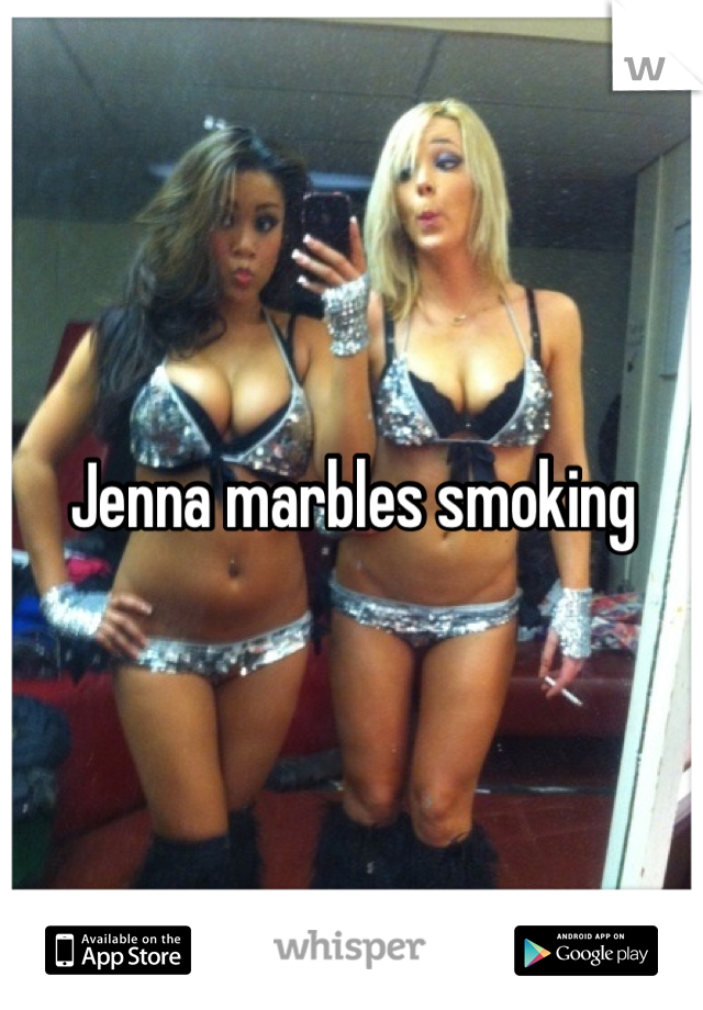 Jenna marbles smoking