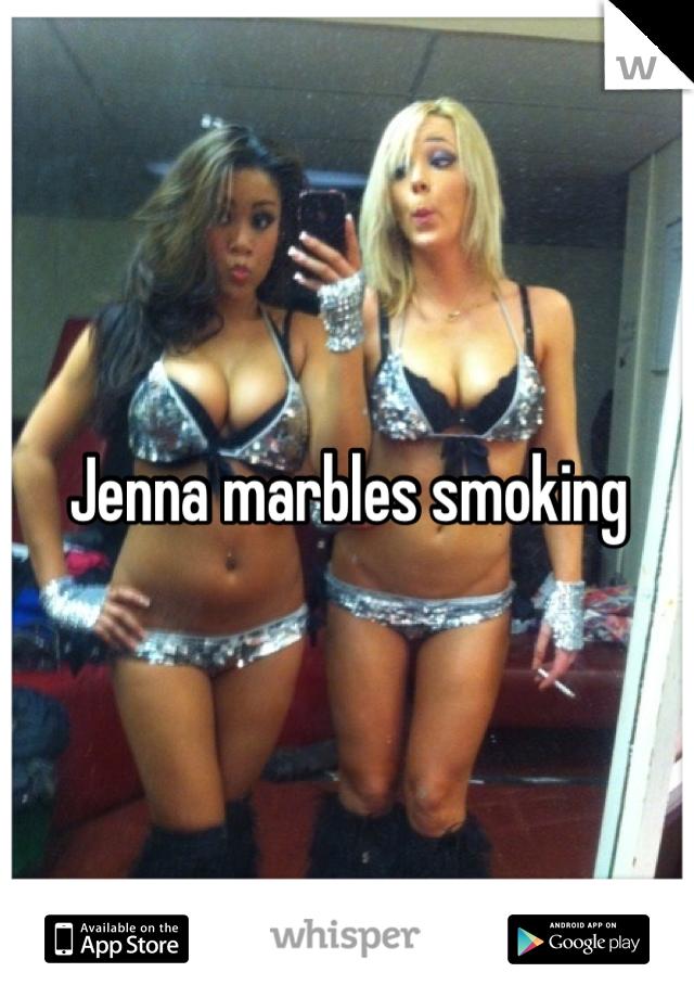 Jenna marbles smoking