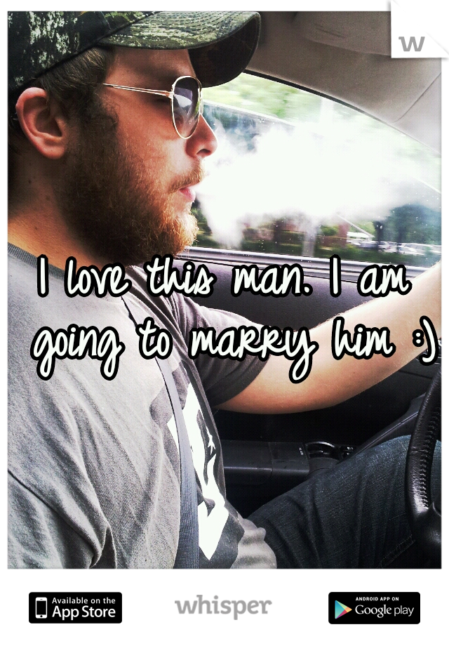 I love this man. I am going to marry him :)