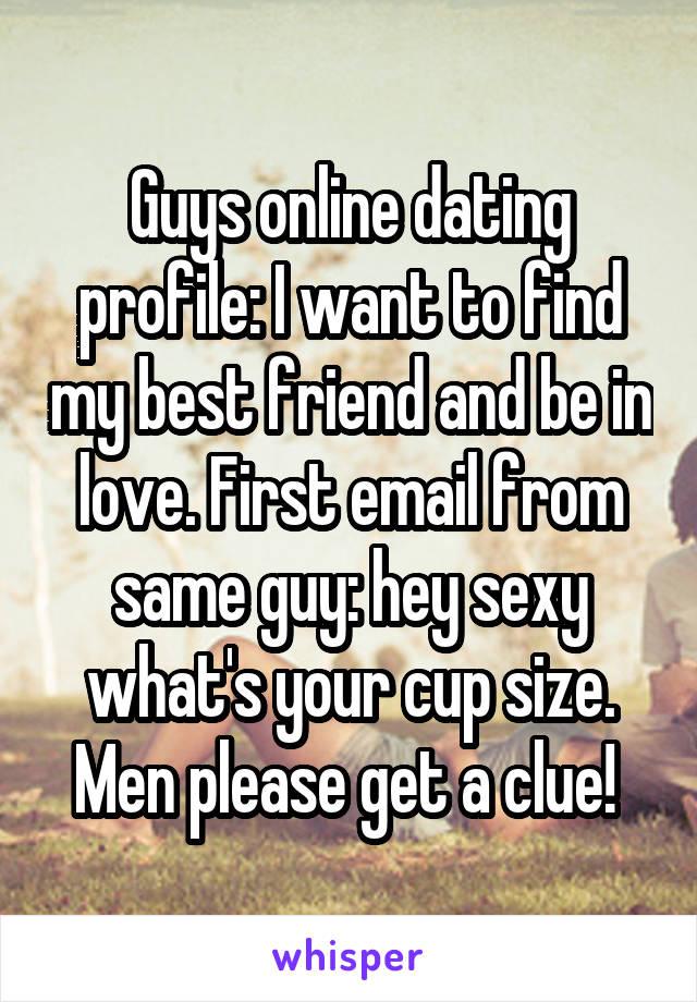 Find Guys Online