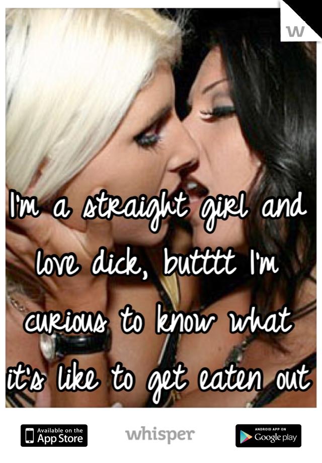 Girl love dick