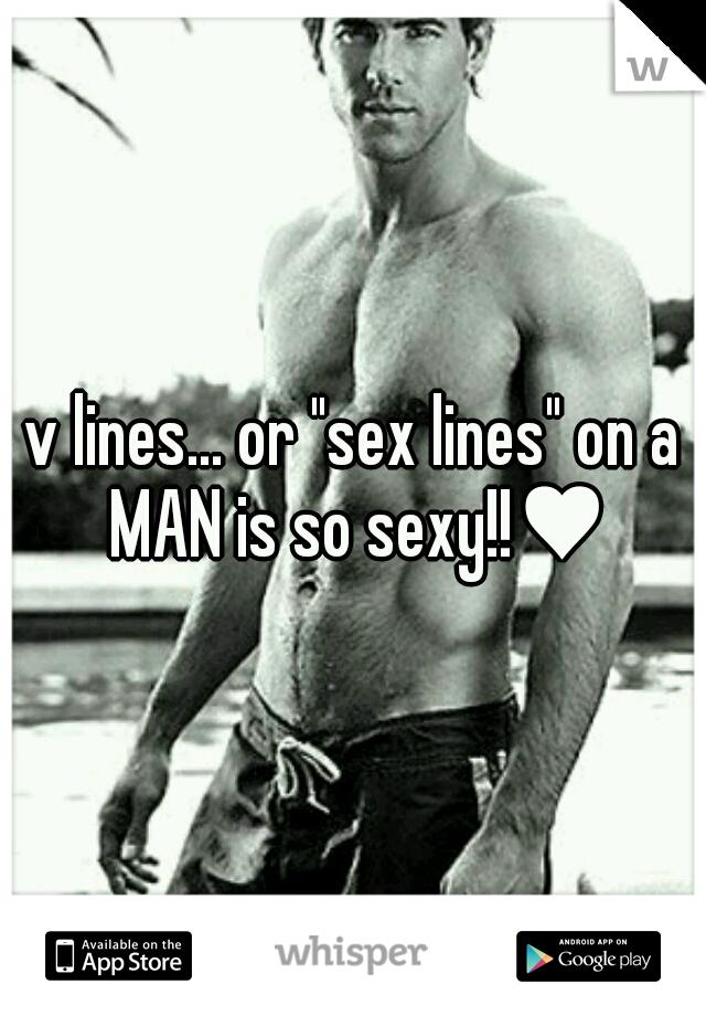 Sexy sex lines