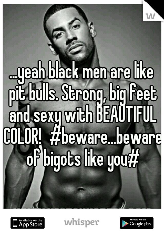 Black men sexy feet