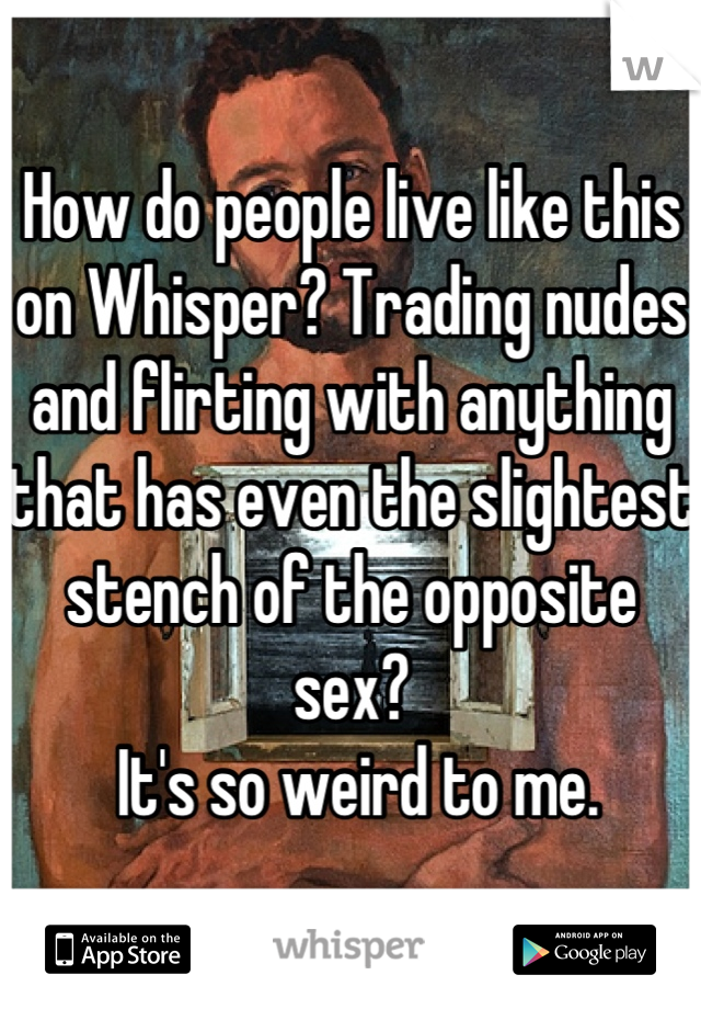 Apps for trading nudes