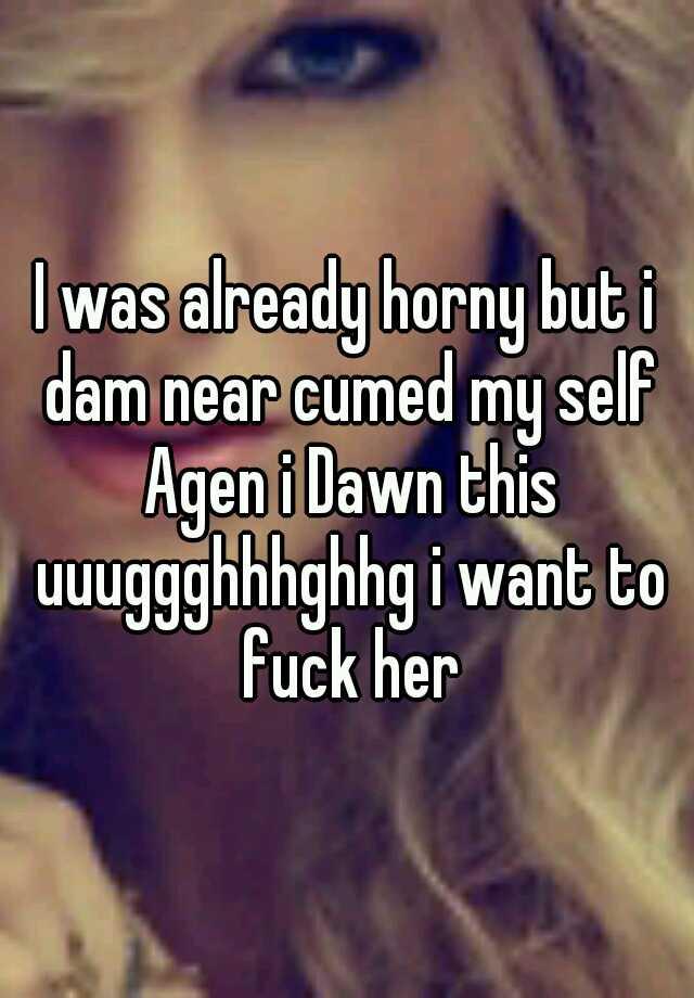 Happy cumed on girls well