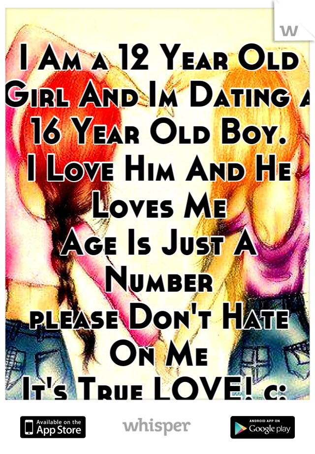 12 year old dating apps