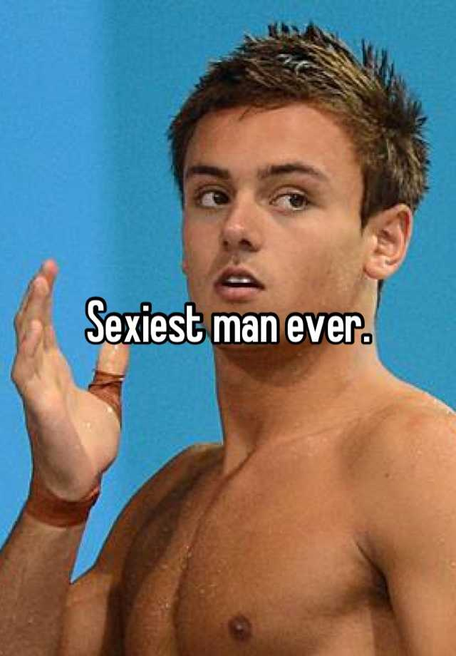 Who is the sexiest man ever