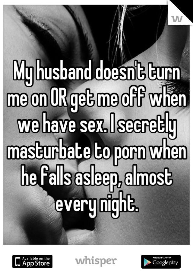 Sexy need to masturbate every night