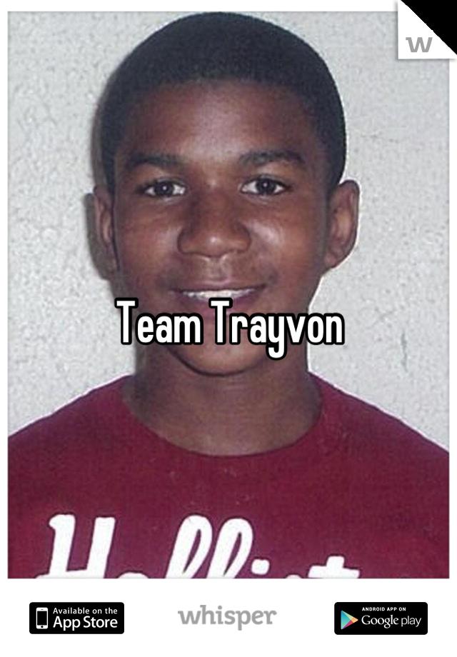 Team Trayvon