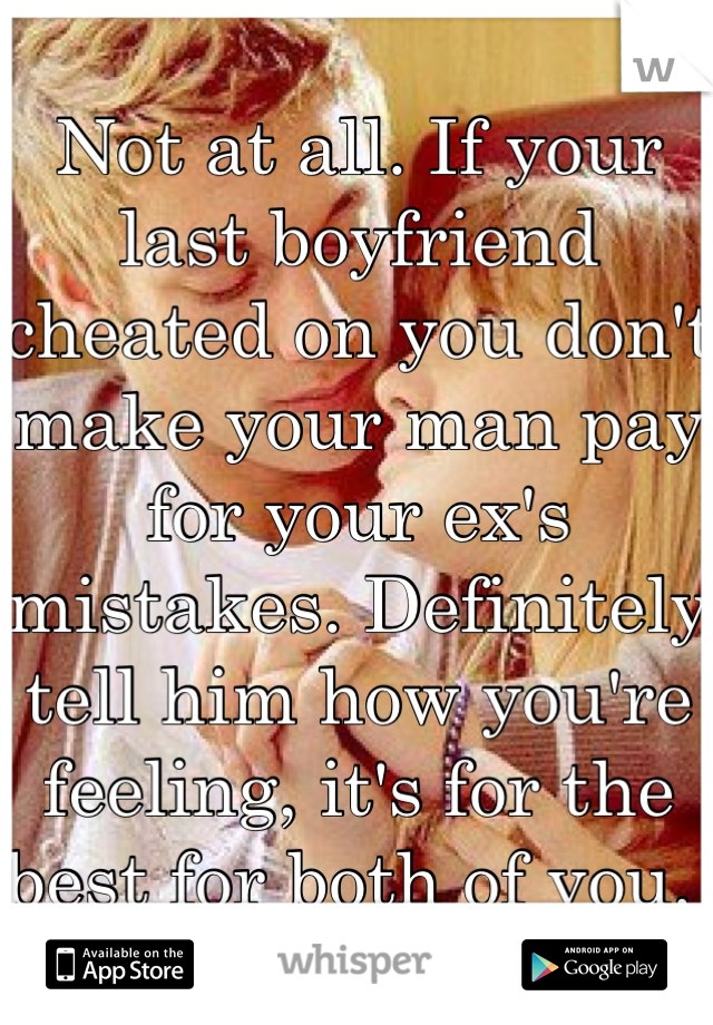 Make Him For Pay How Cheating To