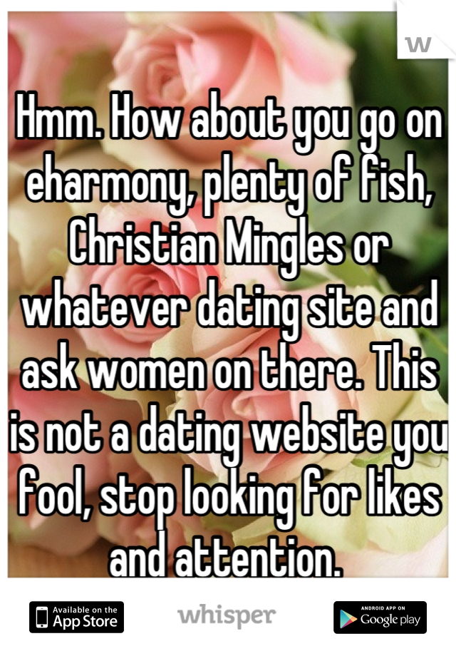 Is plenty of fish christian