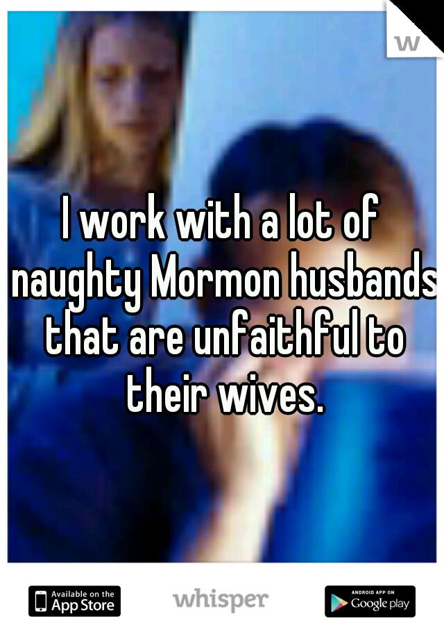 mormon wife Naughty