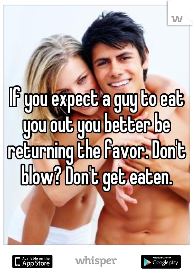 How to blow a guy