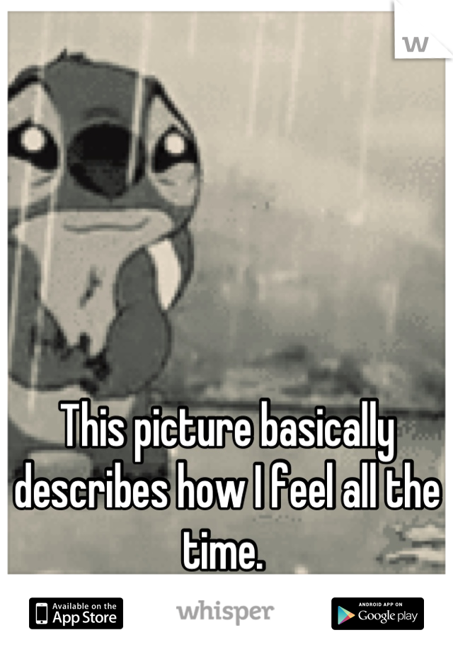 This picture basically describes how I feel all the time.