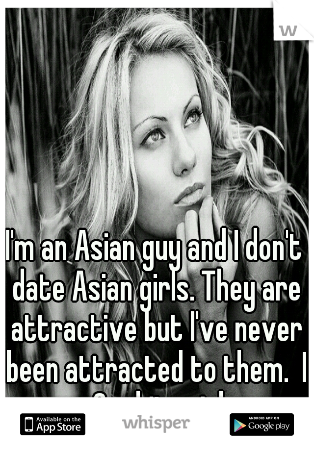 why you should date an asian