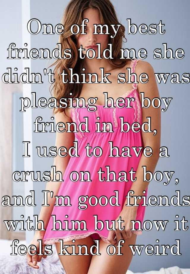 Shy girl gives blowjob