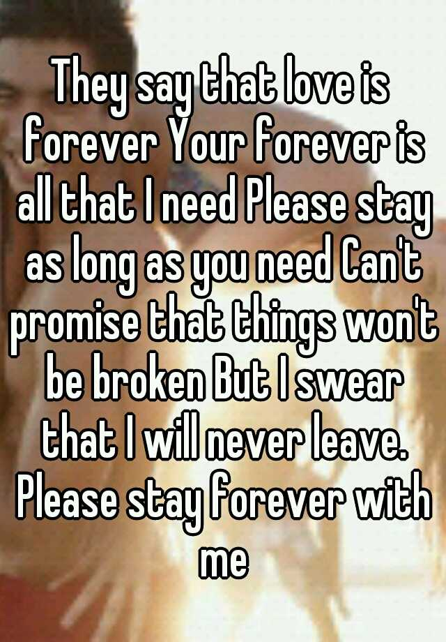 now that i am forever with I am 21, go easy on yourself you're barely an adult, and you have plenty of time on your side if every thing continues as it's going now, i'm scared i will be alone forever forever is quite a long time, so don't worry too much you won't live that long anyway.