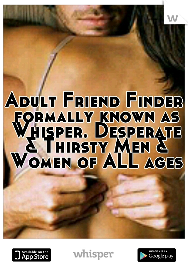 Download adult friend finder