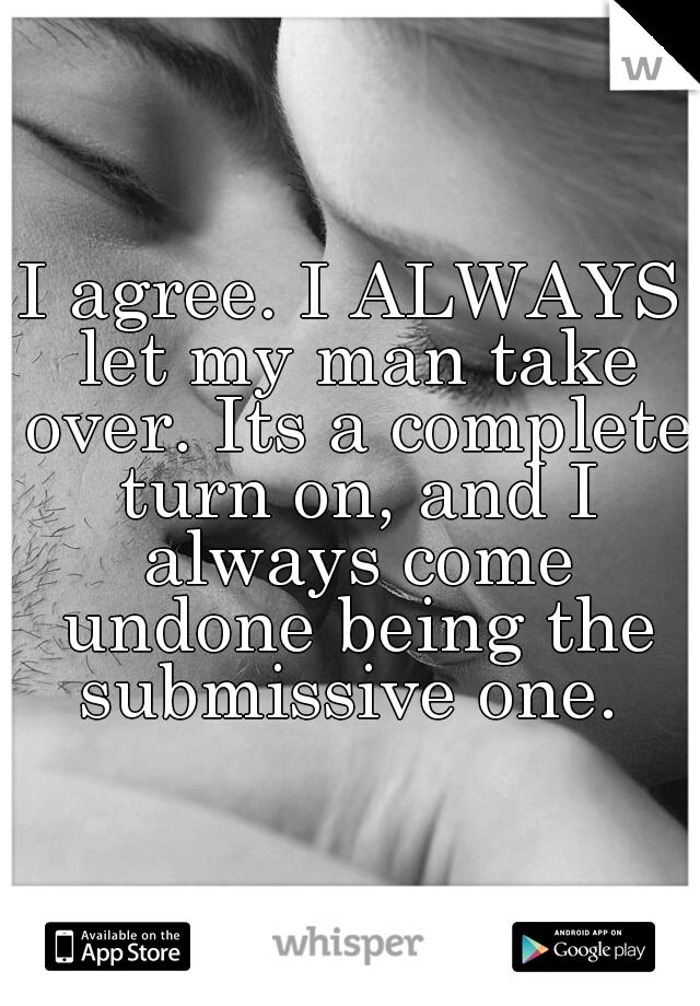 how do i turn my man on