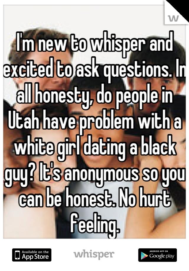 white girl dating black guy problems