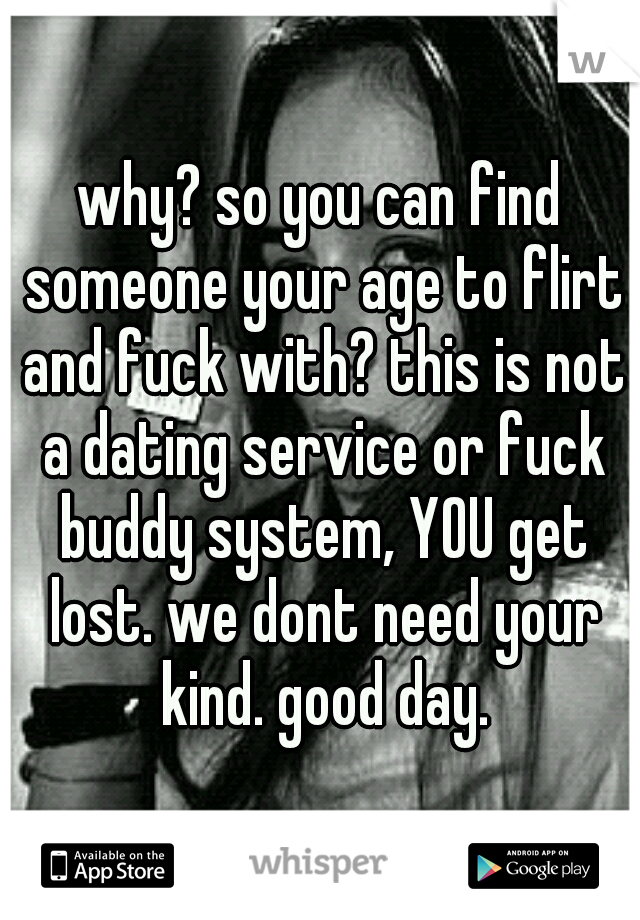 find someone to fuck