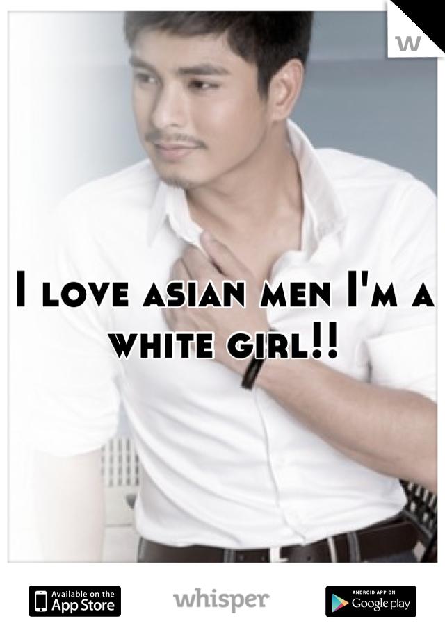 For the love of asian men