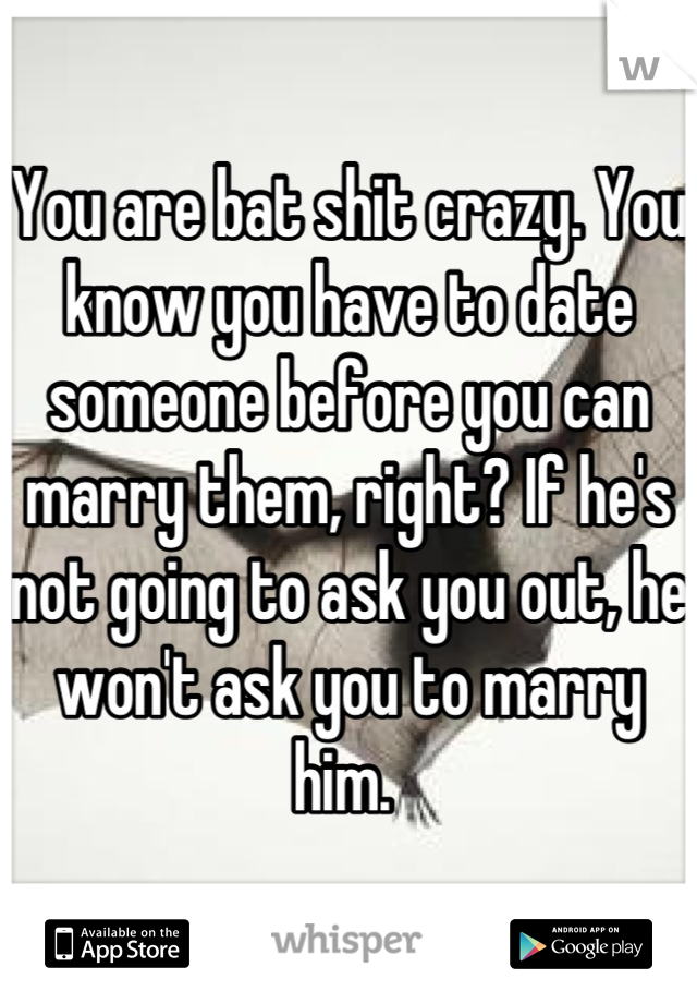 When do you know you re dating someone